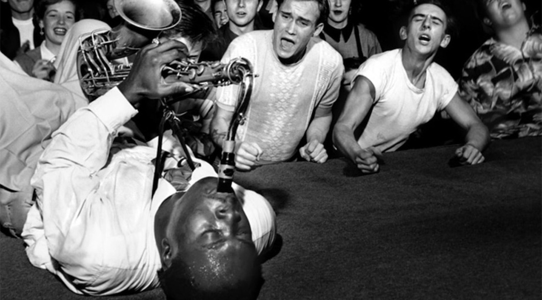 Remembering Big Jay McNeely
