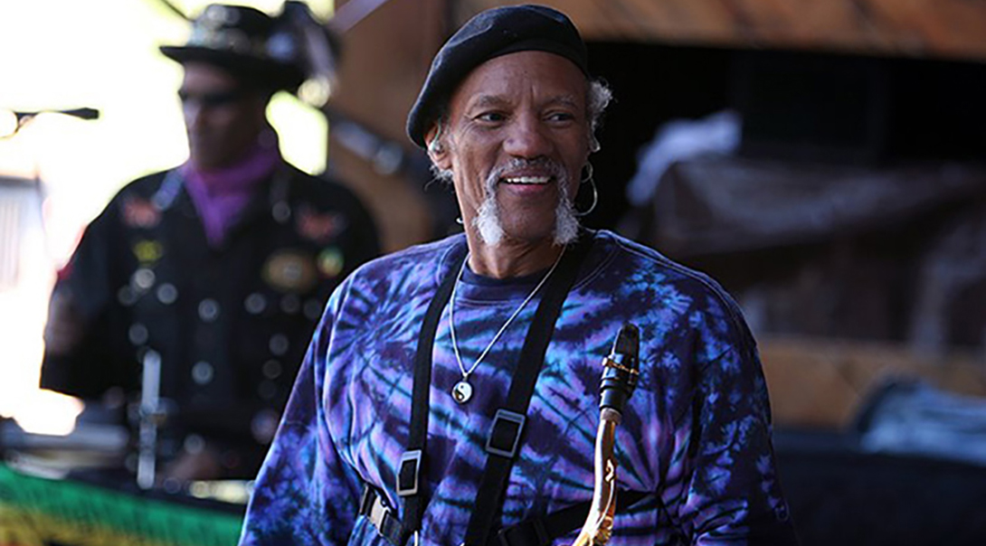 Benefit for Charles Neville