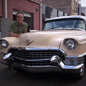 Tad Pierson in Cadillac