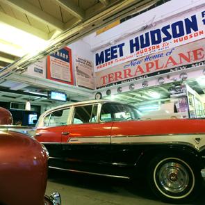 The Ypsilanti Automotive Heritage Museum