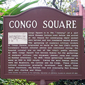 Congo Square Concert