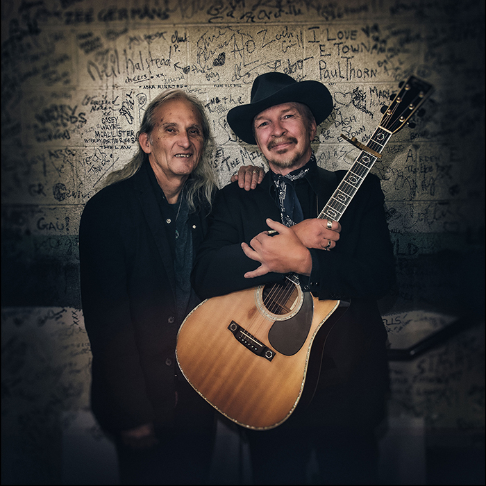 Jimmie Dale Gilmore and Dave Alvin