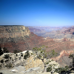 Grand Canyon with Stewart Udall