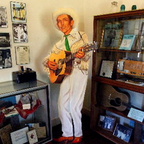 Hank Williams Boyhood Home & Museum