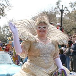 Iris Parade