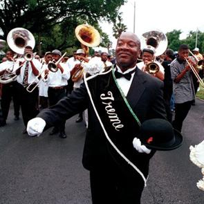 Harold Dejan Jazz Funeral