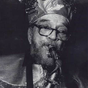 John Szwed, Marshall Allen and Michael Ray on Sun Ra