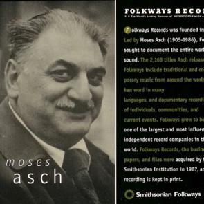 Folkways with Mo Asch, Michael Asch, Ralph Rinzler, Tony Schwartz