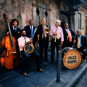 Preservation Hall Jazz Band, with Sandy Jaffe & Ben Jaffe