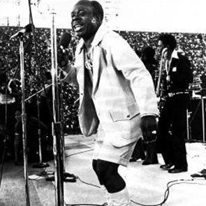 "Rufus Thomas' ""Happy Birthday"""