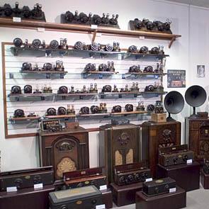 Jasper's Antique Radio Museum in St. Louis, Pt.1