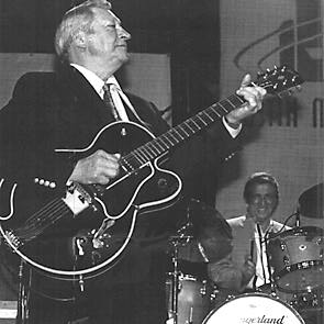 Scotty Moore & DJ Fontana