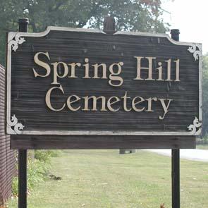 Spring Hill Cemetery (Nashville, TN)
