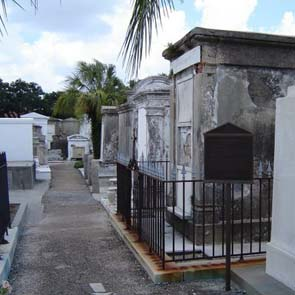All Saints at St. Louis Cemetary