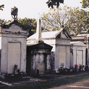 All Saints at St. Louis Cemetery