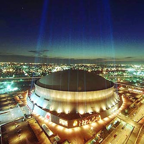 Superdome Roof with Tom Keller