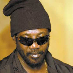 Toots Hibbert of Toots and the Maytals