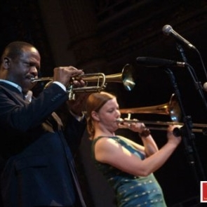 Leroy Jones & Katja Toivola