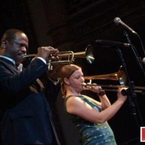Leroy Jones & Katja Toivola