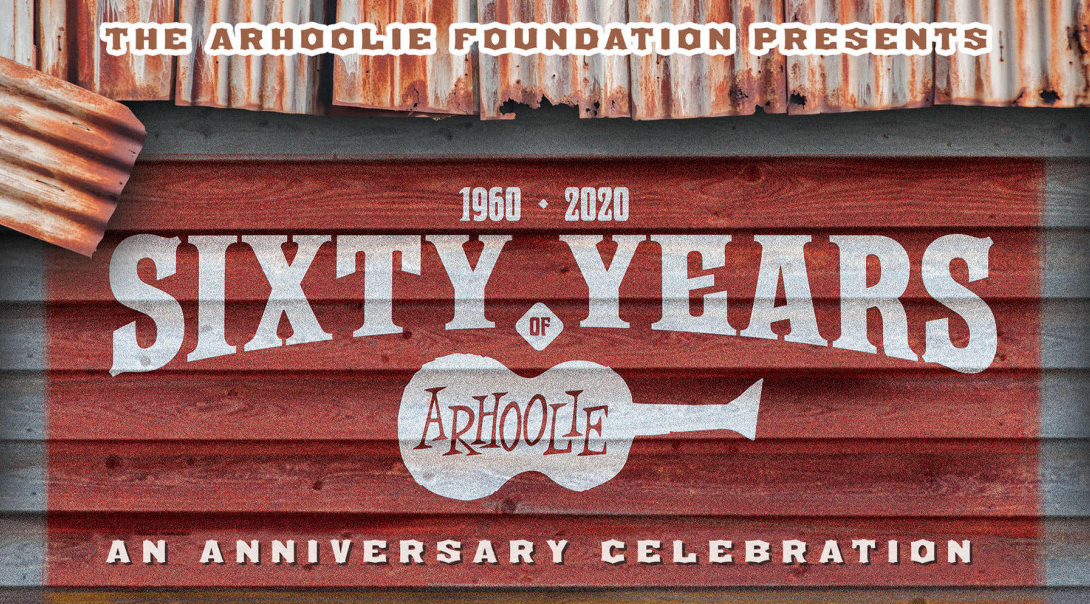 Sixty Years of Arhoolie: An Anniversary Celebration