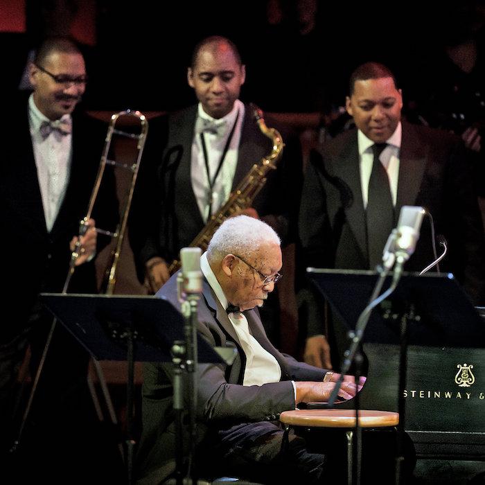 Ellis Marsalis Remembered: Family Memories & Music with Branford, Wynton, Delfeayo and Jason Marsalis