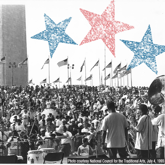 May the Fourth Be with Us! American Routes Independence Day: Then and Now