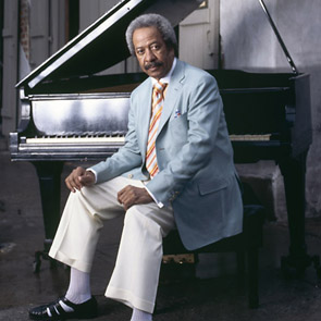 Jazz Fest with Allen Toussaint