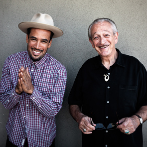 Modern Tradition: Ben Harper and Carl LeBlanc