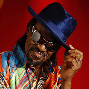 Bustin' Loose: Go-Go and Zydeco with Chuck Brown and Jeffrey Broussard