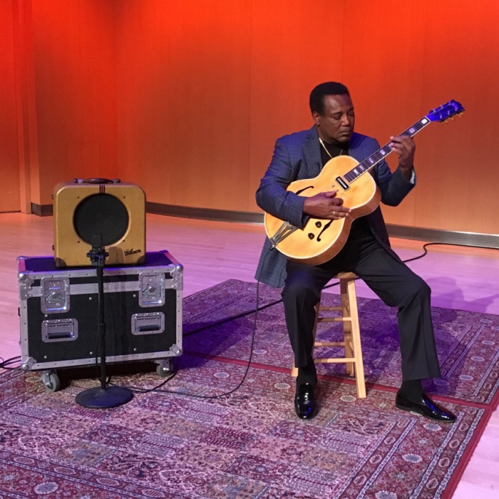 Eclectic Excellence: Pittsburgh Guitarist George Benson & New Orleans Clarinetist Aurora Nealand