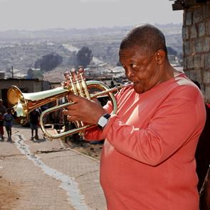 Hugh Masekela & Joshua Allen