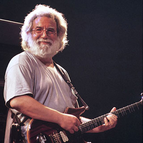 July 4th Weekend 2015 with Jerry Garcia & the Grateful Dead