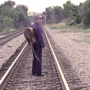 Same Train a Different Time: Jimmie Rodgers and the White Man's Blues