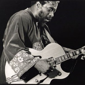 Earth & Blood: James Blood Ulmer & Tracy Nelson