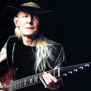 Johnny Winter and Jason Moran