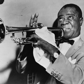Jazz Fest/Louis Armstrong