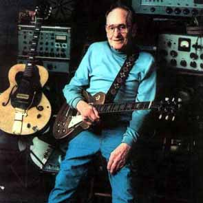 Guitar Bosses: Les Paul & Honeyboy Edwards