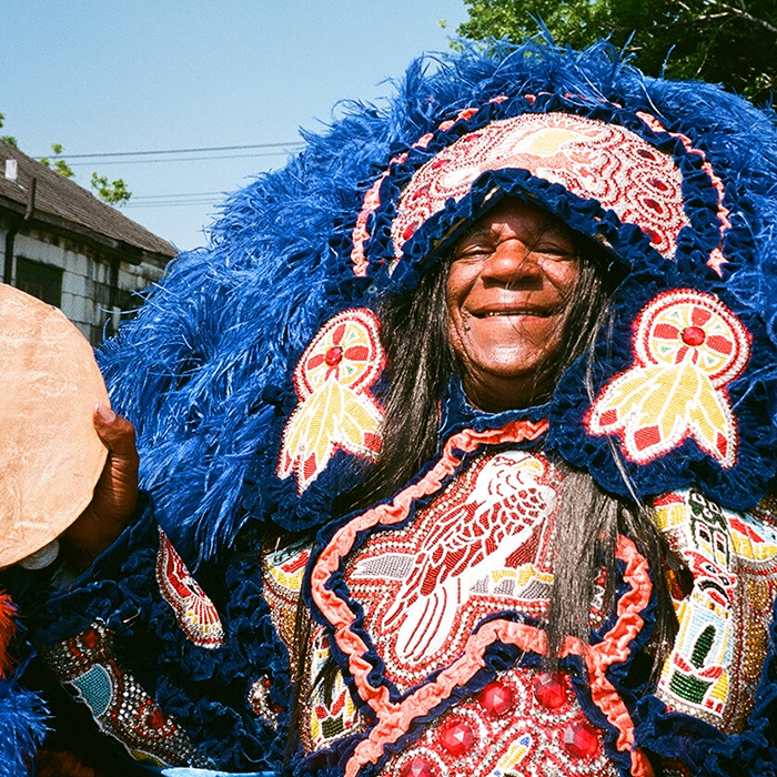 Dance Your Blues Away on Mardi Gras Day