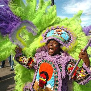 Circus & Mardi Gras