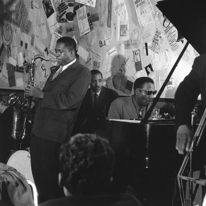 Giants of Jazz: Thelonious Monk and John Coltrane