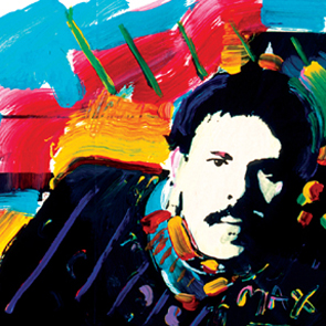 The Art of Music: Richie Havens, Peter Max & Hatch Show Print