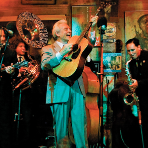 July 4th with Ponderosa Stomp, Del McCoury Band & Preservation Hall Jazz Band