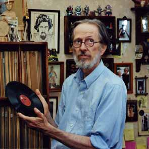 Music, Comics & Collecting Records: R. Crumb & Jerry Zolten