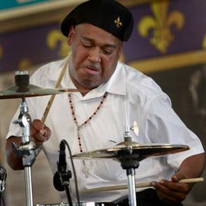 Timekeepers: The Art of Drumming with JM Van Eaton, Ziggy Modeliste, and Shannon Powell