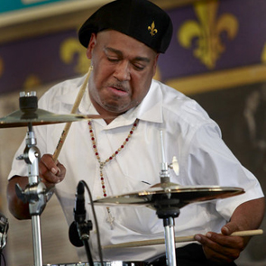 Timekeepers: The Art of Drumming with JM Van Eaton, Zigaboo Modeliste, Tito Puente, Ben Riley and Shannon Powell