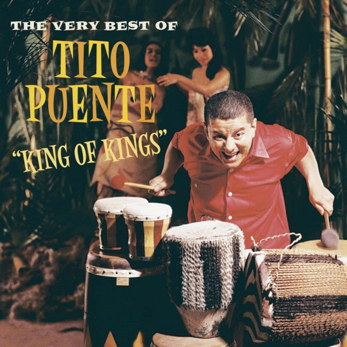 Latin Tinge: Tito Puente and Nati Cano