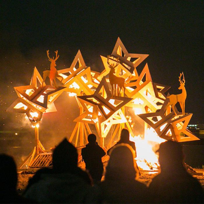 Winter Holiday: Solstice, Hanukkah, Xmas & Kwanzaa