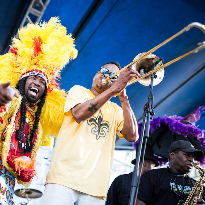 American Routes Live with Summer Sounds from French Quarter Fest