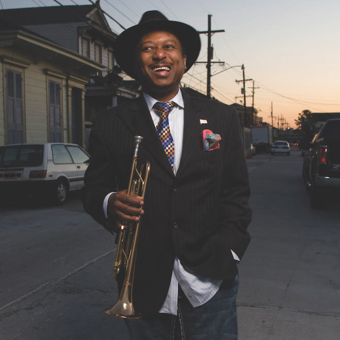 Recording New Orleans: Basin Street Records with Jon Cleary & Kermit Ruffins Live