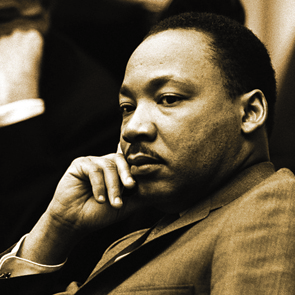 Martin Luther King in Music